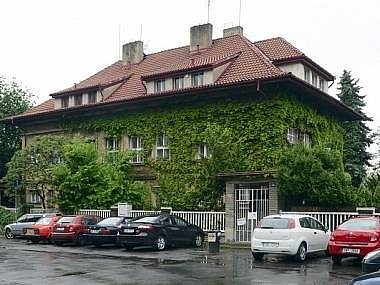 Čapkova vila na Vinohradech