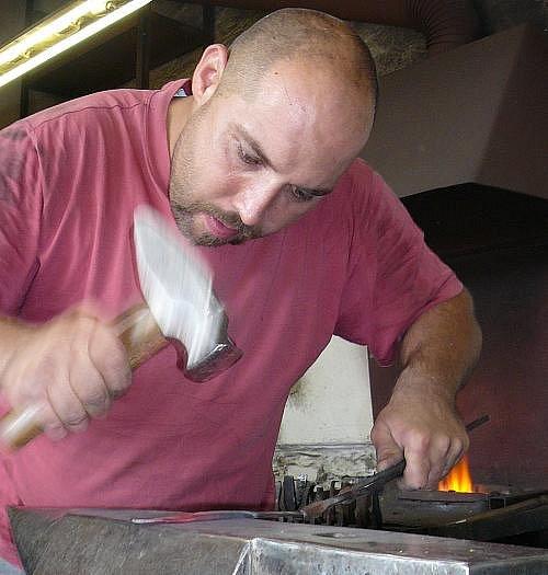 Pro pražského řemeslníka Matyáše Knoblocha je to životní krédo.