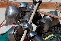 Bitva národů 2016. Mistrovství světa ve středověkém historickém boji na Petříně.