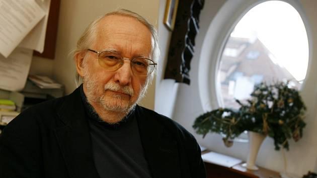 Ředitel sdružení Život 90 a manažer sekce aktivních seniorů Jan Lorman.
