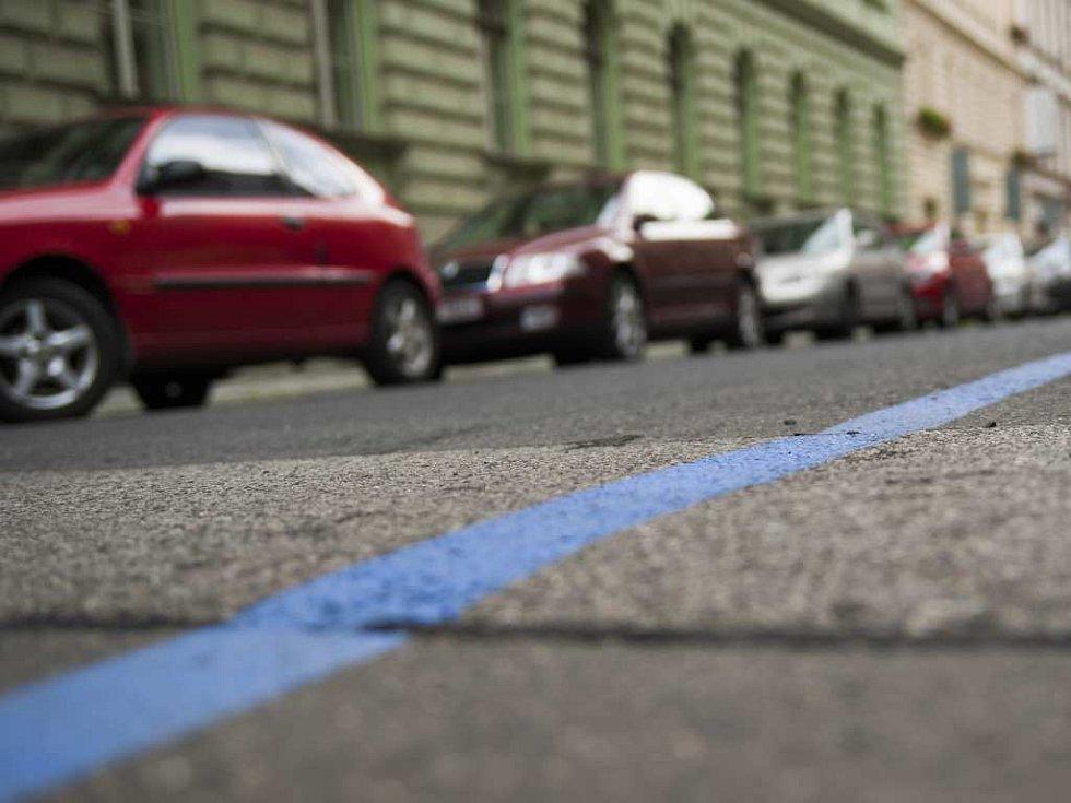 Modré zóny. Ilustrační foto.