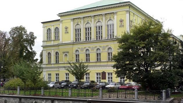 Pražský Žofín. Ilustrační foto.