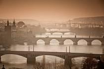 Pražské mosty. Ilustrační foto.