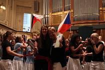 Zpěváci z Prahy získali na Evropských sborových hrách tři zlaté