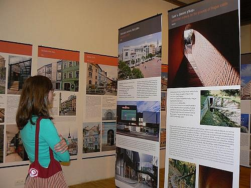 Výstava Nové ve starém byla 7. září otevřena v Galerii Jaroslava Fragnera.