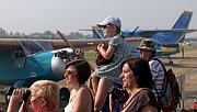 Den letiště Letňany.
