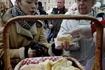 V centru Prahy se 17. října uskutečnily oslavy Mezinárodního dne kuchařů ČR, které pořádá Asociace kuchařů a cukrářů.