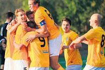 Hned dvakrát se fotbalisté Motorletu B radovali proti Třeboradicím ze vstřeleného gólu. Ovšem ani to jim body nakonec nepřineslo, hosté vyhráli 3:2.