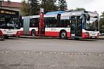 Nové kloubové autobusy MAN Lions'City G.