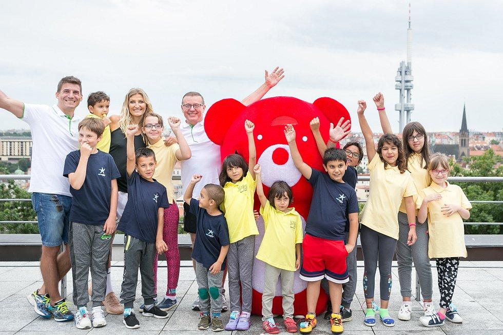 I letos bude TERIBEAR pomáhat opuštěným dětem. Zdroj: blue gekko