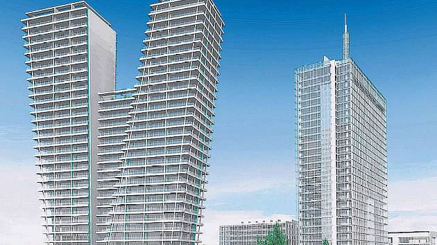 Výška hotelu a bytového domu s názvem Epoque vzbudila jednu z největších debat veřejnosti.