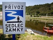 Dne 1. srpna 2008 byl slavnostně zahájen provoz nových přívozů označených jako P4 a P5. Oba nové přívozy budou začleněny do systému Pražské integrované dopravy.
