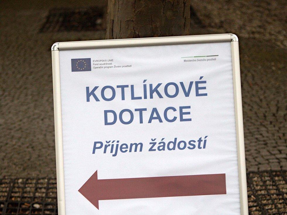 Kotlíkové dotace (Praha). Ilustrační foto.