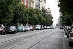 Vinohradská ulice. Ilustrační foto.