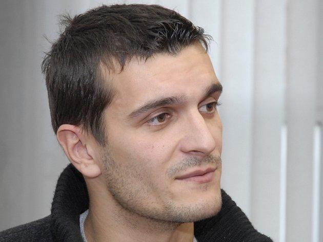 Konečně! Lubomír Blaha se dresu Viktorky Žižkov konečně pořádně prosadil, za béčko dal o víkendu tři góly.