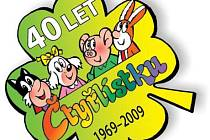 OSLAVENCI. Myšpulín, Fifinka, Bobík a Pinďa slaví čtyřicítku.