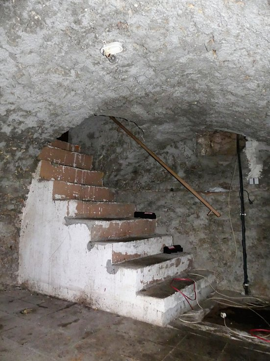 Michnovský letohrádek neboli Rybářský domeček na Kampě.