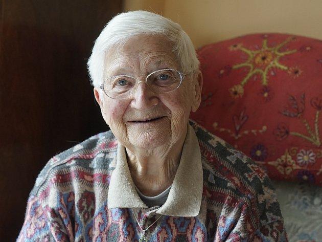 Bývalá terapeutka Arnoštka Maťová.