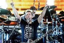 Kanadská rocková skupina Nickelback