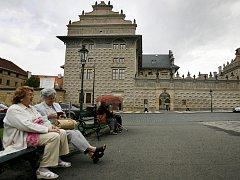 Schwarzenberský palác.