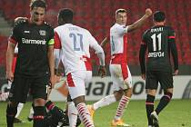 Evropská liga Slavia - Leverkusen