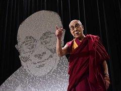 Veřejná přednáška dalajlamy v pražské Lucerně
