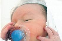 Tobias Ditl, 23. 7. 2009, 49 cm, 3330 g, Fakultní nemocnice Na Bulovce