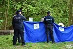 V rybníce v Motole byl nalezen mrtvý muž.