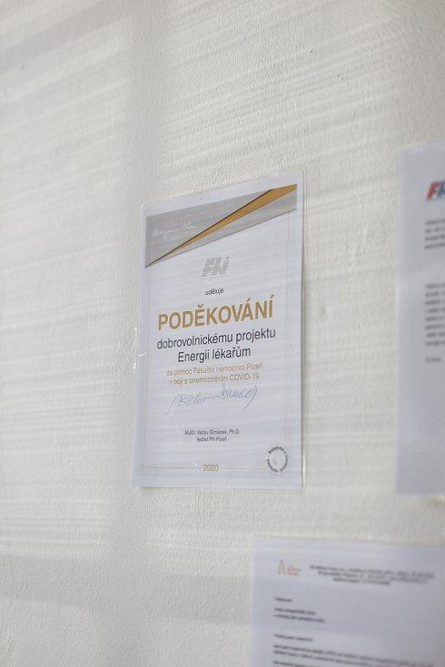 Již od podzimu sídlí v Pražské tržnici iniciativaEnergiilékařům.