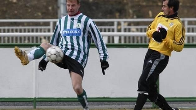 V Praze pokračuje program zimních fotbalových turnajů./Ilustrační foto