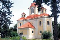 EXTERIÉR kaple je odborně a důkladně zrenovován