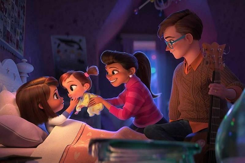 Strahovské kino v neděli večer promítá animovaný film Mimi šéf: Rodinný podnik.