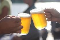 Pivní festival. Ilustrační foto.