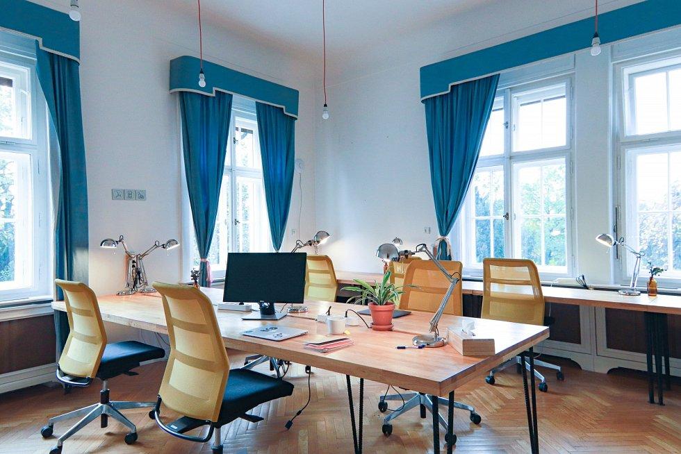 Coworkingové centrum ImpactHub, které sídlí v Praze, oslavilo 11. narozeniny.