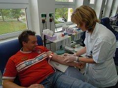 Odběr krve