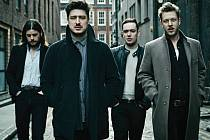 Britská kapela Mumford & Sons.