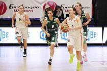 Tereza Vyoralová, velká naděje VŠ Praha i celého českého basketbalu