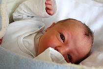 Kryštof 30. 11. 2010, 48 cm, 3050g Nemocnice Na Bulovce