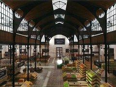 Vizualizace nové podoby Staroměstské tržnice.
