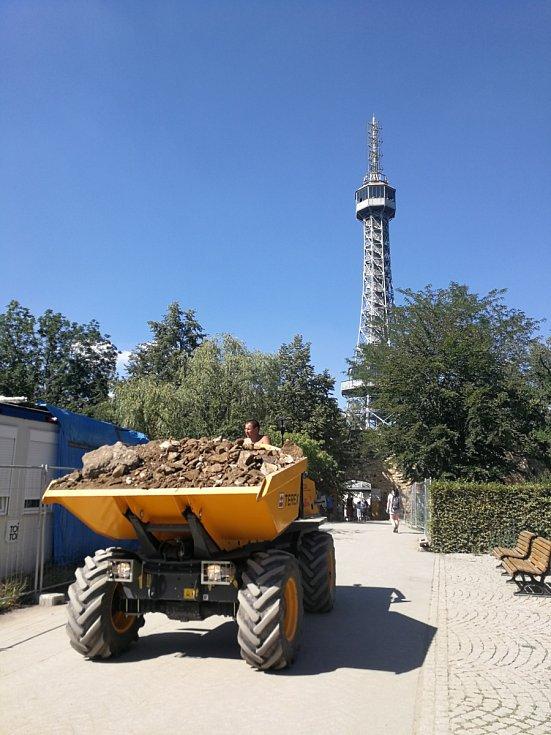 Rekonstrukce Petřína.