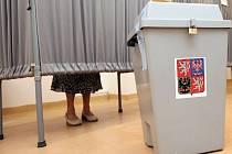 Volby do Evropského parlamentu 2014. UMČ Praha 1 Vodičkova