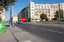 Magistrát kvůli snížení hluku bude opravovat vozovku v žižkovské ulici Jana Želivského.