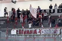 Hokejisté Slavie poprvé v přípravě prohráli. Po výhrách nad Spartou a Litoměřicemi padli ve Vrchlabí 2:3.