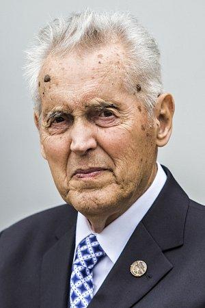 Předseda Klubu doktorky Milady Horákové František Šedivý.