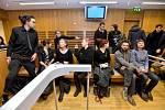 Soud se squattery z Šatovky.