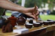 Festival čaje a čajové kultury – Čajomír fest na Vyšehradě