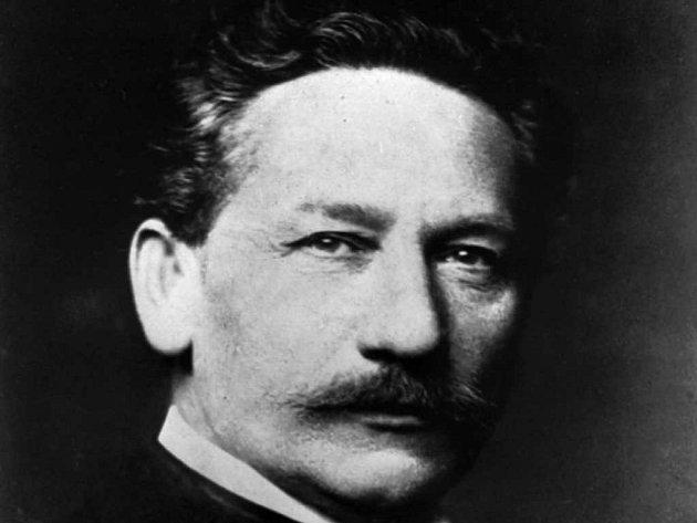 Rudolf Jedlička, profesor chirurgie a rentgenologie na Univerzitě Karlově, zakladatel Jedličkova ústavu.