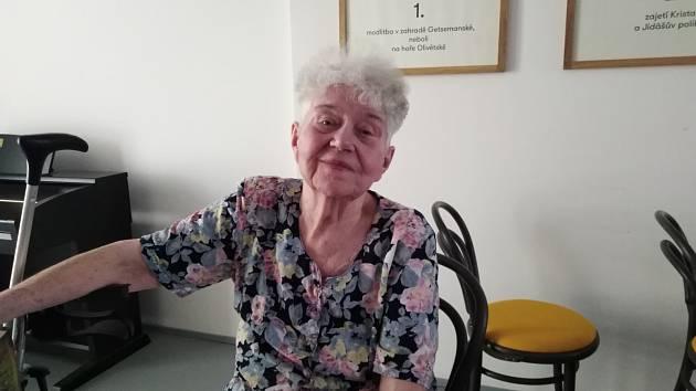 Jiřina Baňková.