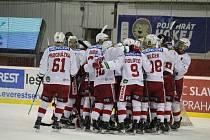 Hokejisté HC Slavia Praha