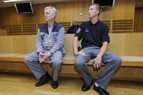 Petr Smetka u soudu. Ilustrační foto.